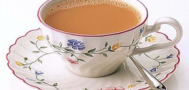 صورة طريقة عمل شاي عدني