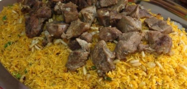 صورة طريقة عمل مندي اللحم اليمني