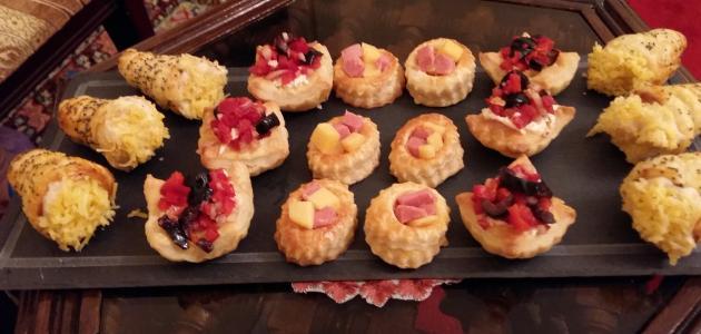 صورة وصفات حلويات ومملحات عربية