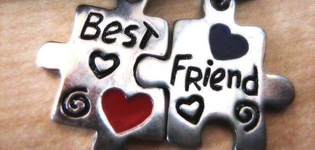 صورة حكمة اليوم عن الصداقة