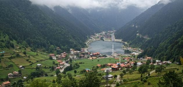 صورة قرية أوزنجول في تركيا
