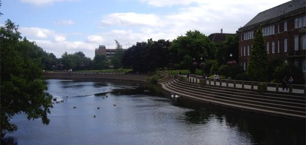 صورة مدينة ديربي بريطانيا