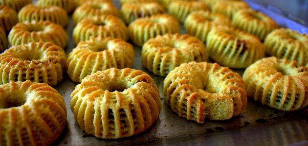 صورة طريقة عمل حشو كعك العيد