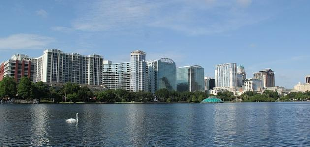 صورة مدينة أورلاندو في فلوريدا