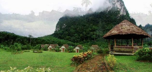 صورة جزيرة خاو سوك