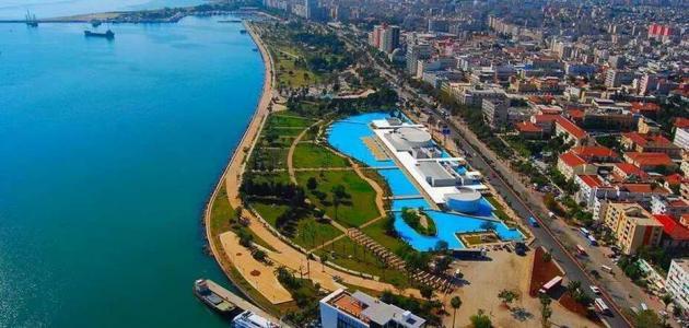 صورة مدينة مرسين التركية