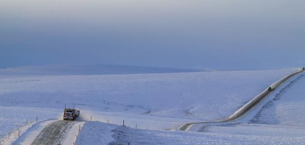 صورة أين تقع صحراء ألاسكا