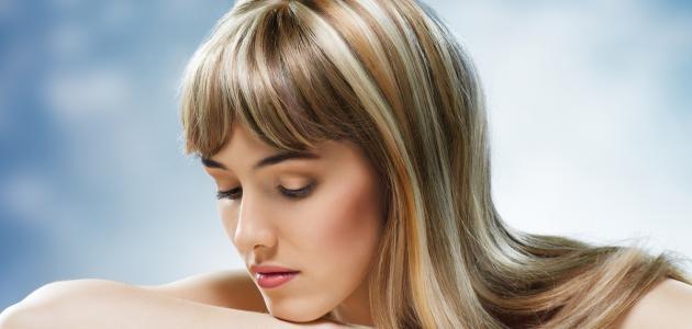 صورة طريقة صبغ الشعر هاي لايت