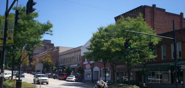 صورة مدينة كنت أوهايو