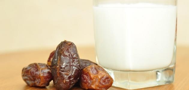 صورة رجيم التمر واللبن لمرضى السكر