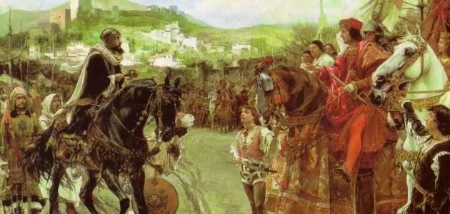 صورة نتائج الفتح الإسلامي لبلاد المغرب
