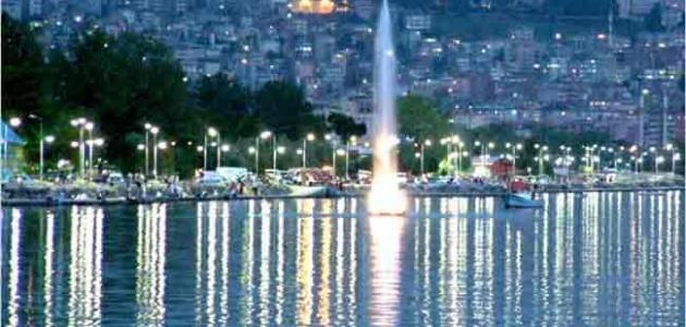 صورة مدينة سامسون التركية