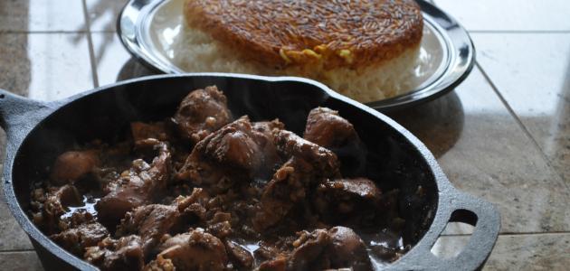 صورة أكلات غداء عراقية