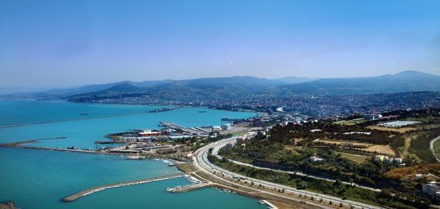 صورة مدينة سامسون تركيا