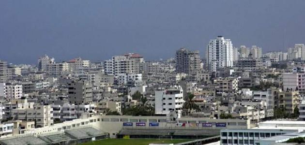 صورة موضوع عن مدينة غزة