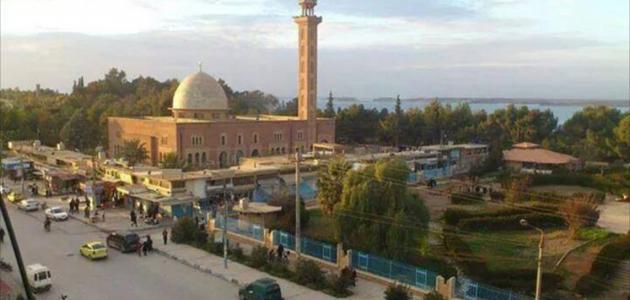صورة محافظة الرقة