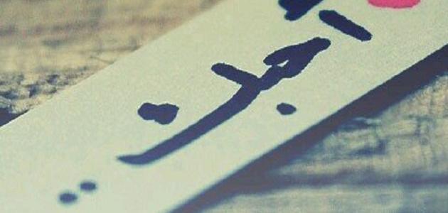 صورة احبك لا ادري حدود محبتي