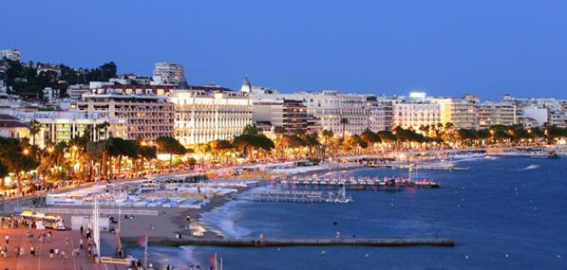 صورة معلومات عن مدينة كان الفرنسية