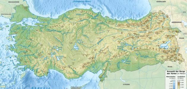 صورة كم تبعد مرمريس عن إسطنبول