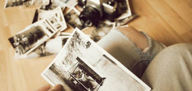 صورة خواطر ذكريات الماضي