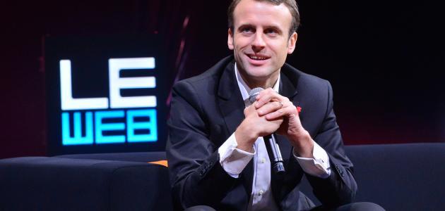 صورة من هو رئيس فرنسا