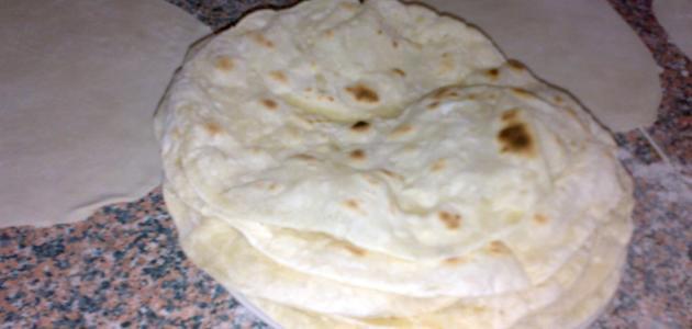 صورة طريقة عمل خبز سهل وسريع