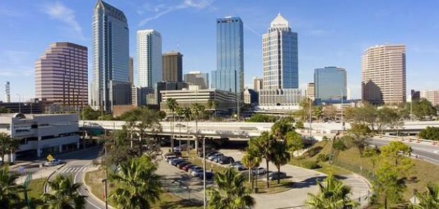 صورة مدينة تامبا في فلوريدا