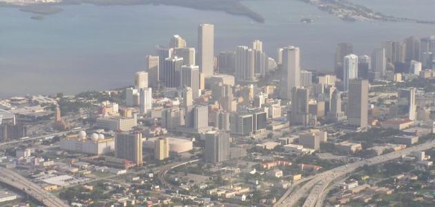 صورة مدينة تامبا بولاية فلوريدا