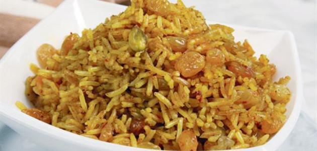 صورة طريقة الأرز المبهر