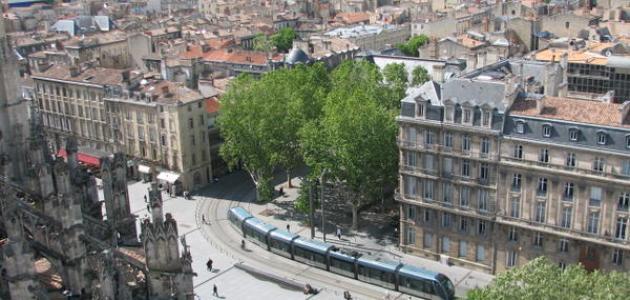 صورة مدينة ميتز الفرنسية