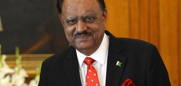 صورة اسم رئيس الباكستان