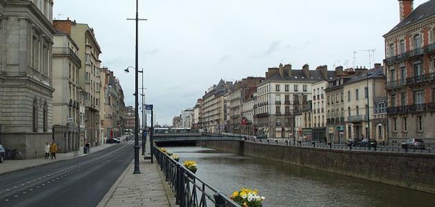 صورة مدينة رين الفرنسية