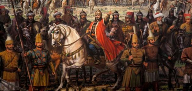 صورة من الذي فتح القسطنطينية