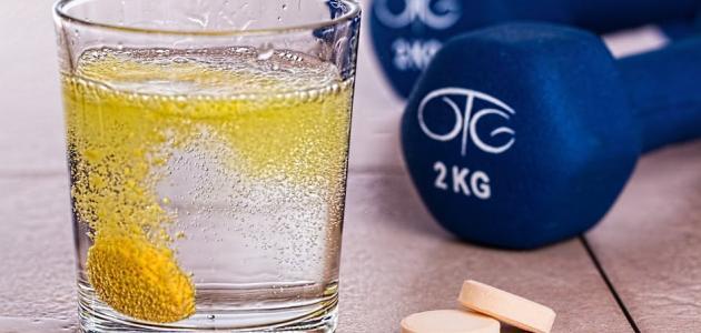 صورة فوائد كبسولات فيتامين C للبشرة
