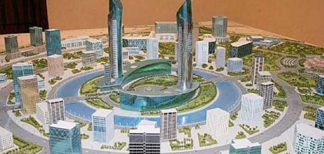صورة مدينة تونس الاقتصادية