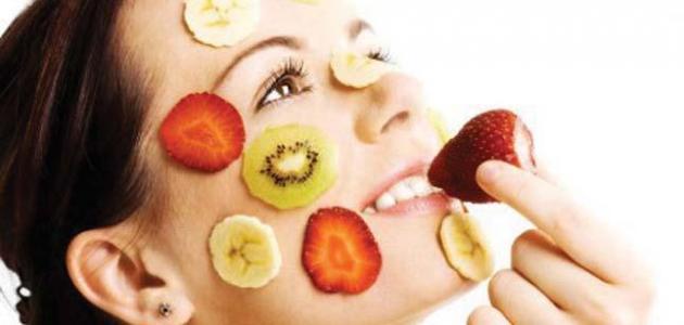 صورة فوائد الفواكه للبشرة