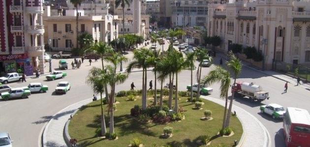 صورة مدن محافظة البحيرة