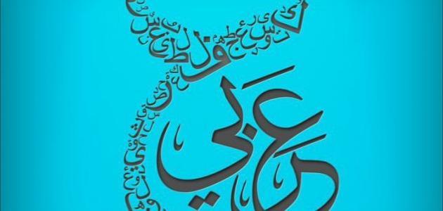 صورة حكمة عن اللغة العربية