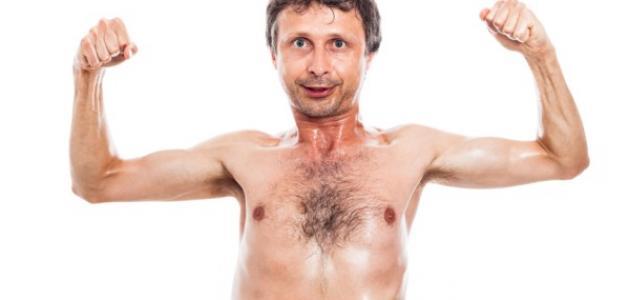 صورة علاج النحافة عند الرجال