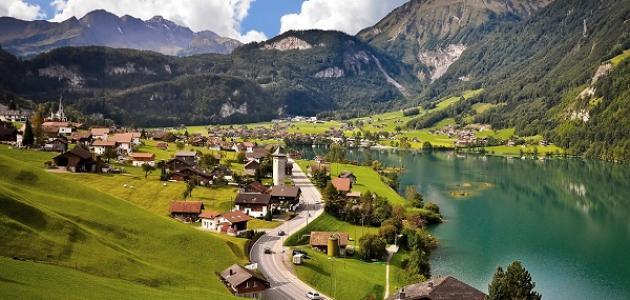 صورة أين تذهب في سويسرا
