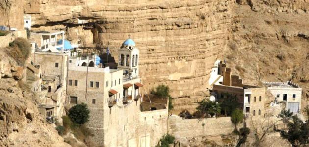 صورة مدينة أريحا الفلسطينية