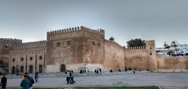 صورة مدينة الرباط القديمة