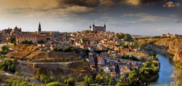 صورة مدينة توليدو في إسبانيا