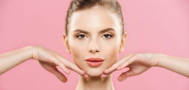 صورة طريقة تسمين الوجه والجسم