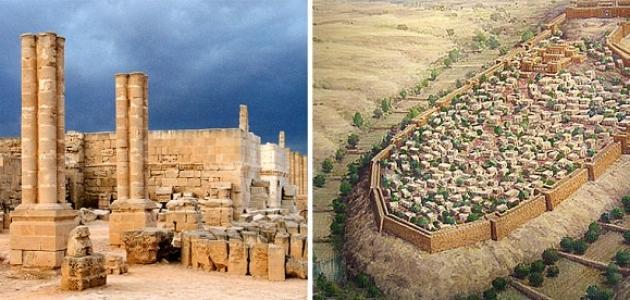 صورة ما هي أقدم مدينة مأهولة في العالم