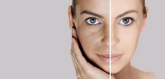 صورة كيفية صنع ماسك لتبييض الوجه