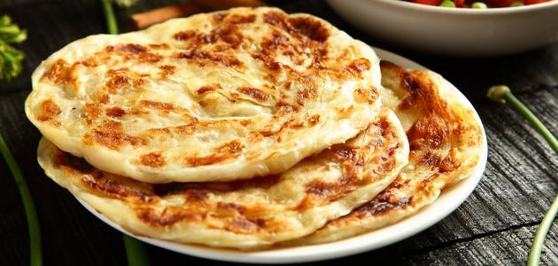 صورة كيفية تحضير الخبز الهندي