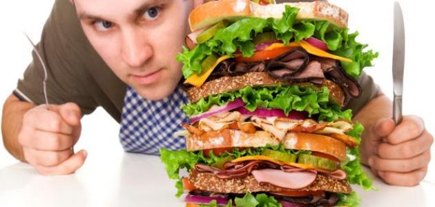 صورة برنامج غذائي لزيادة الوزن في شهر رمضان