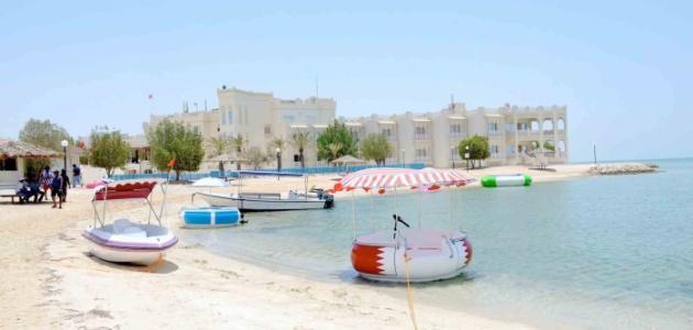 صورة جزر أمواج البحرين