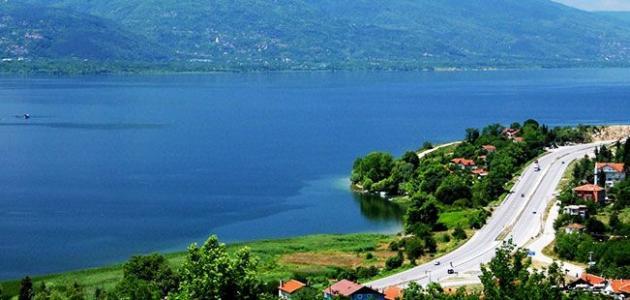 صورة بحيرة سبانجا في إسطنبول